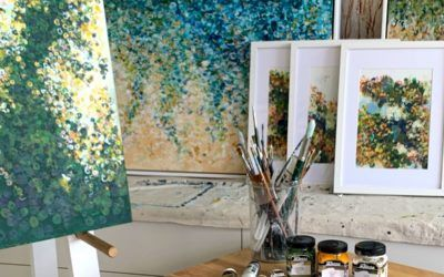 Colour in contemporary art